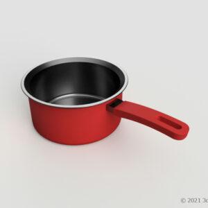 片手鍋(蓋なし)