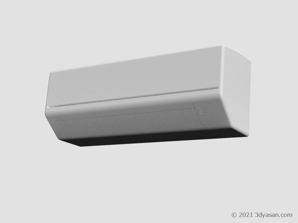 エアコンの3Dモデル