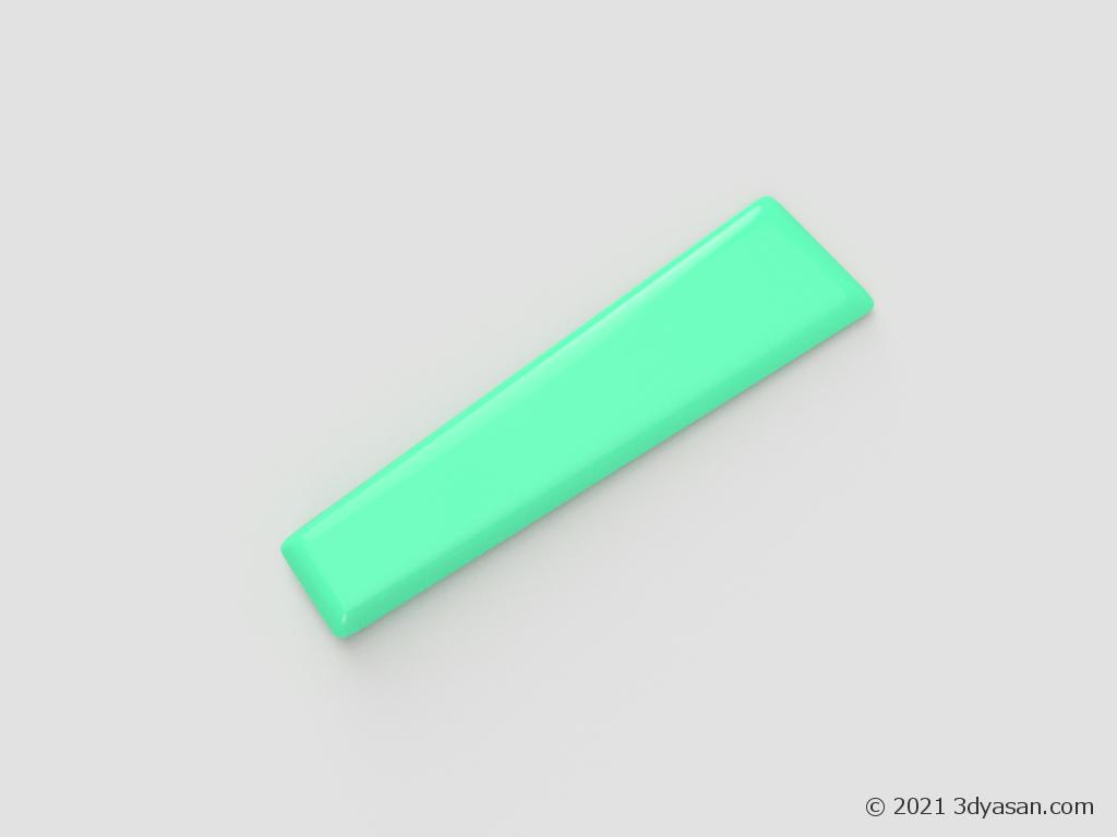 トーンヘラの3Dモデル