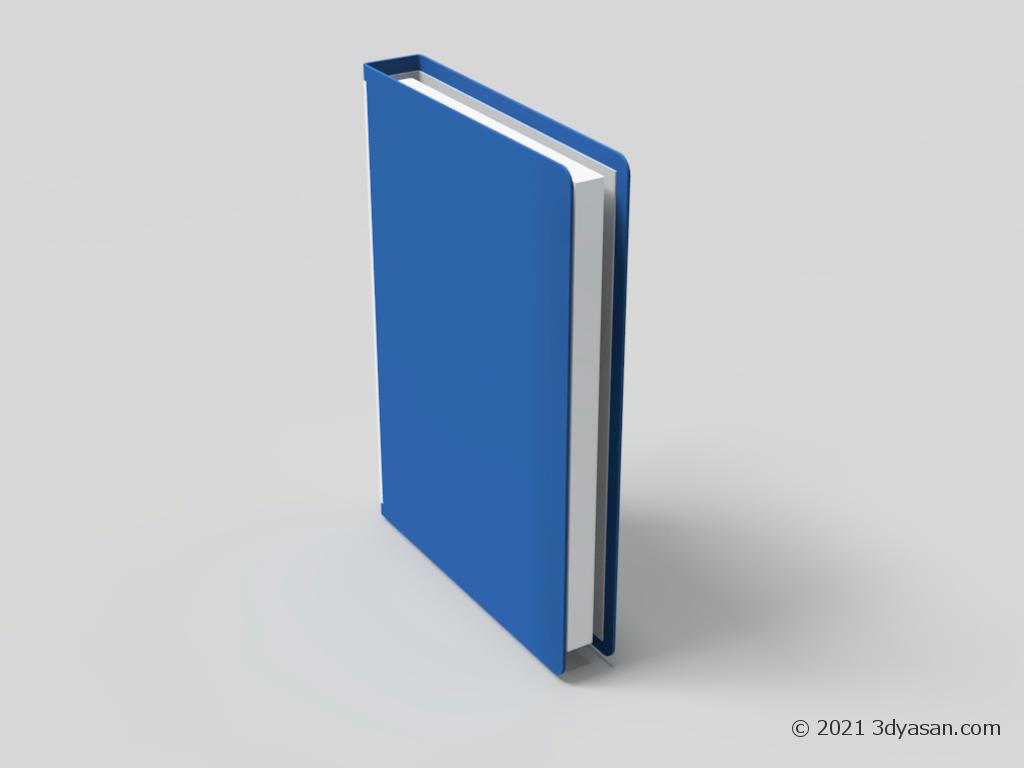 パイプ式ファイルの3Dモデル