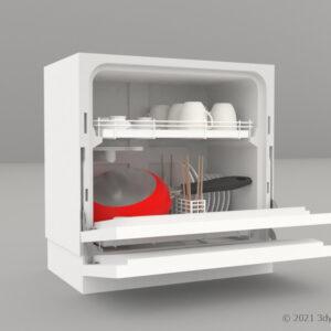 食洗器(中身あり)